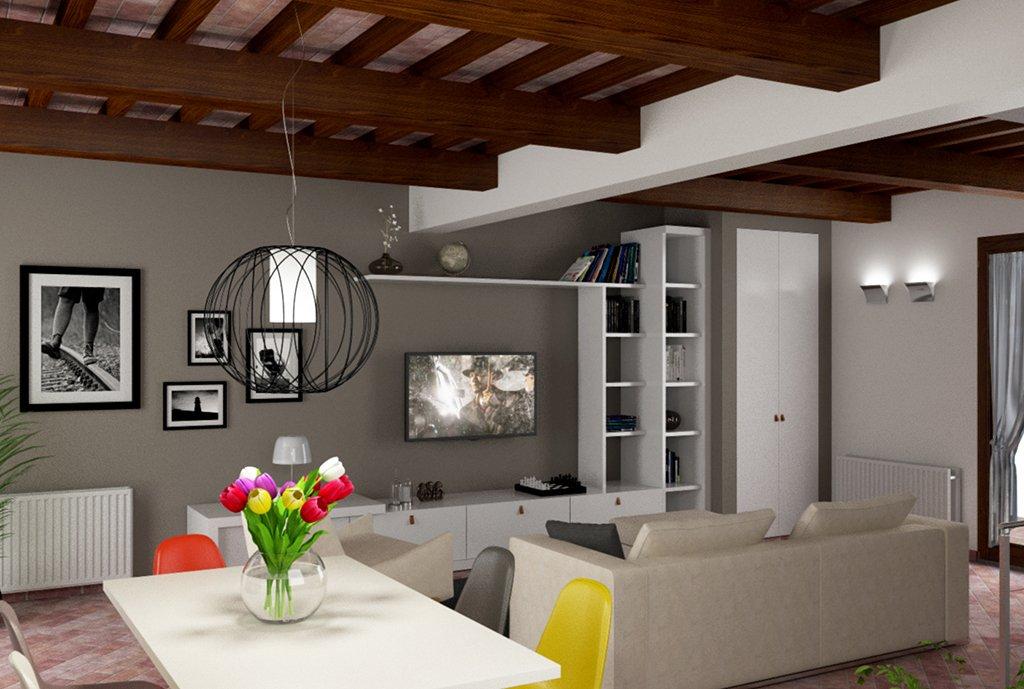 Stunning Progettare Soggiorno Photos - Idee Arredamento Casa ...